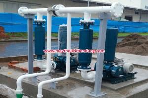 Máy thổi khí xử lý nước thải